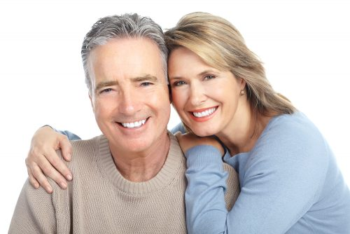 Man and woman over 50